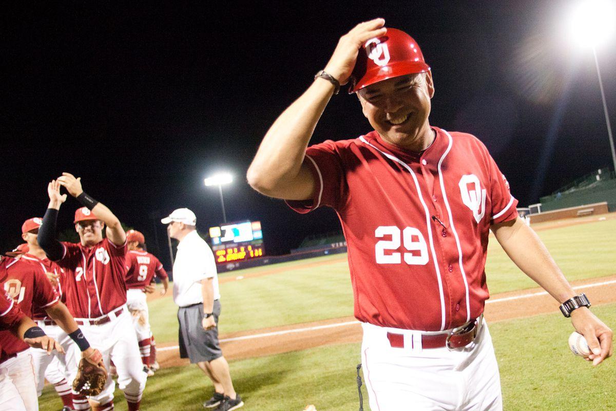 e9fef6278fa767 OU baseball: Nine reasons why the Sooners will win the 2013 Big 12 crown