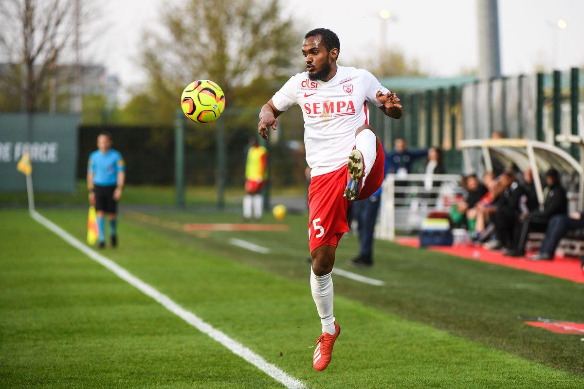Red Star FC v AS Nancy Lorraine - French Ligue 2