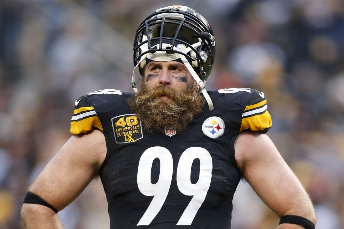 Steelers Release De Brett Keisel Behind The Steel Curtain
