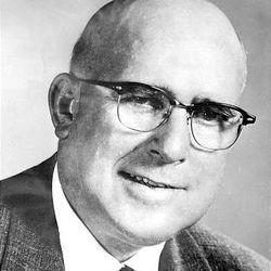 George Dewey Clyde, Utah's 10th governor, 1957 - 1965.