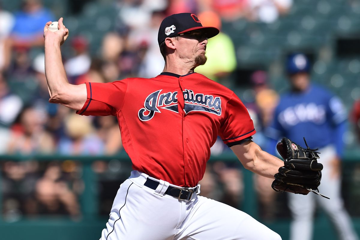 MLB: Game Two-Texas Rangers at Cleveland Indians