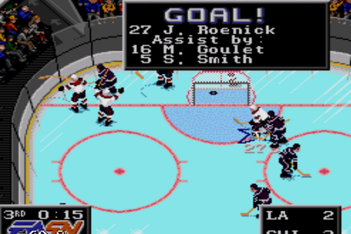 Play It Back Nhlpa Hockey 93 When Jeremy Roenick Was Faster Than