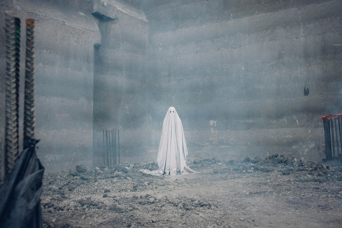 A film still fromA Ghost Storyby David Lowery, an official selection of the NEXT program at the 2017 Sundance Film Festival.