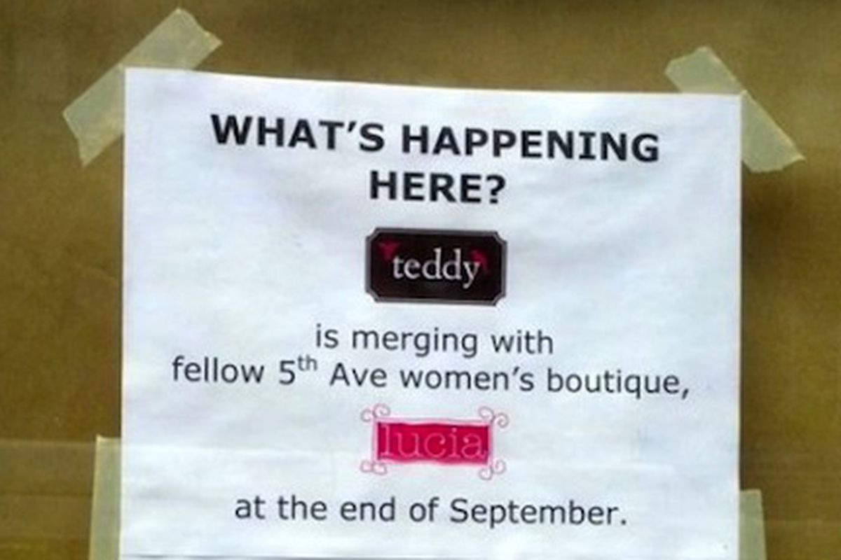 """Image via <a href=""""http://parkslopestoop.com/blog/business/teddy-and-lucia-merging-into-new-5th-avenue-location"""">Park Slope Stoop</a>"""