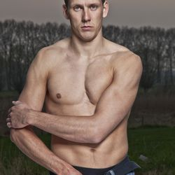 Dutch speedskater Stefan Groothuis
