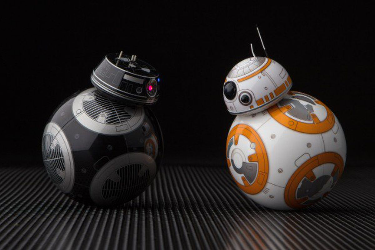 Meet BB-9E, Star Wars' new, evil version of BB-8 - Polygon