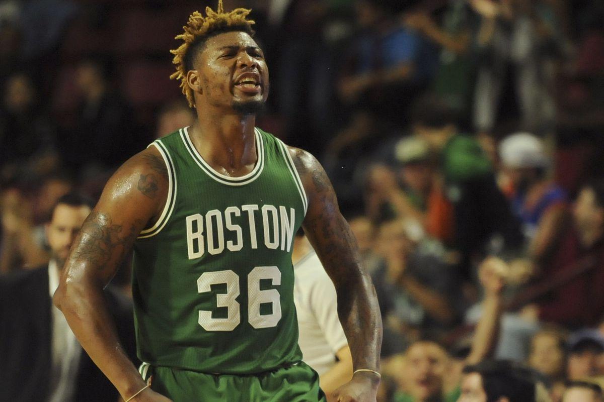 NBA: Preseason-Philadelphia 76ers at Boston Celtics