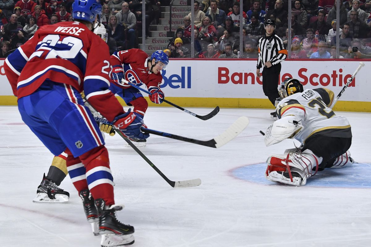 The Canadiens are finding help in unusual places