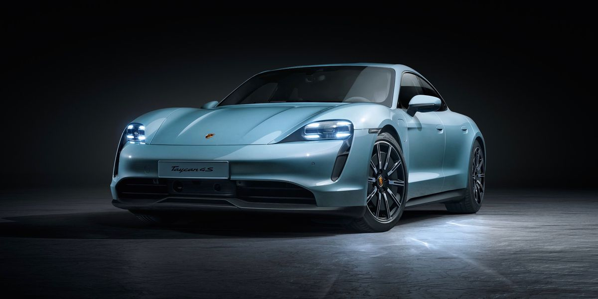 Porsche Prices Its Entry Level Taycan Ev At Just Over 100 000 The Verge