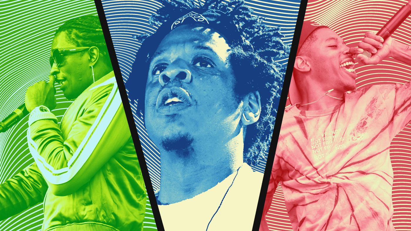 Jay-Z's Curious NFL Gig and Young Thug's Long-Awaited Studio Debut