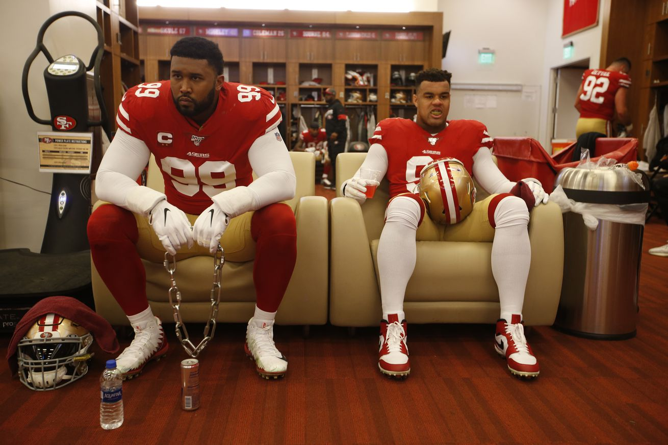 Breaking down the case for re-signing Arik Armstead and trading DeForest Buckner