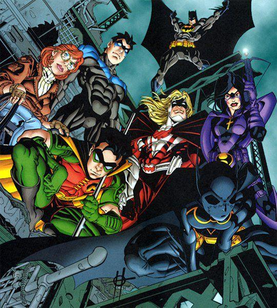 蝙蝠侠最奇异的作家之一解释了为什么女性如此吸引高谭市