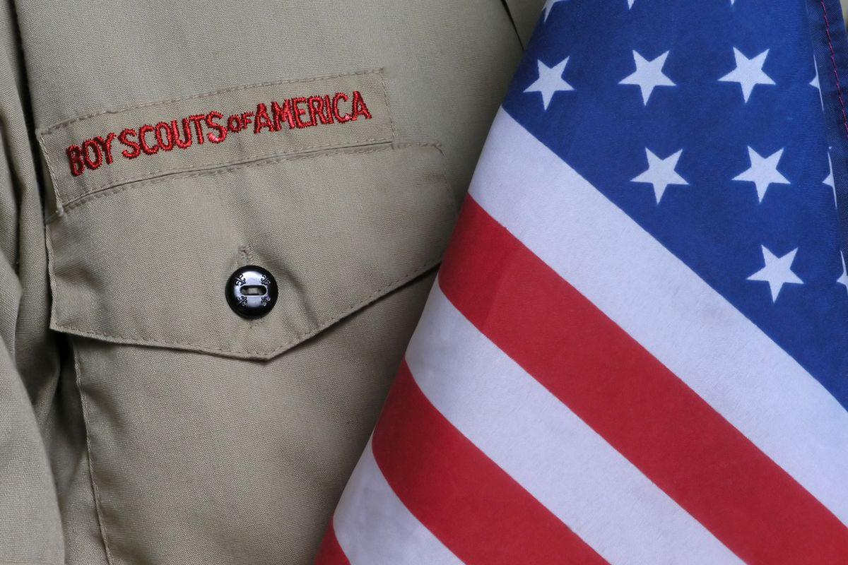 Boy Scouts of America shutterstock