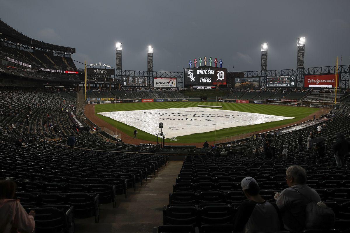 MLB: Detroit Tigers at Chicago White Sox