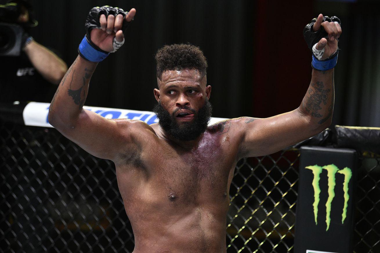 UFC Fight Night: Villante v Greene