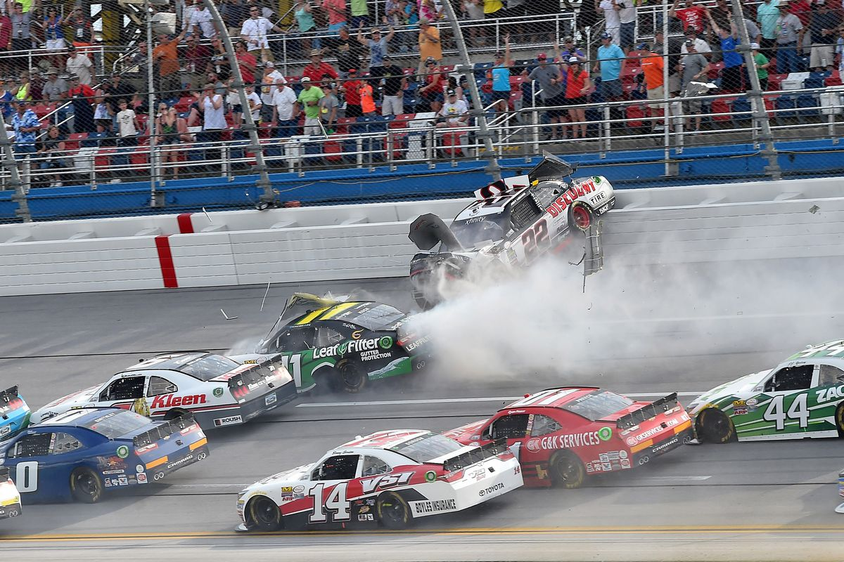 What Is The Xfinity Series In Nascar