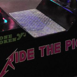 Ride the Pickle!
