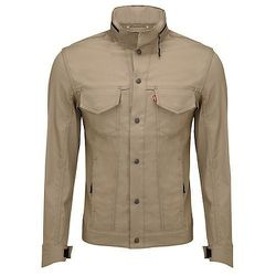 """<strong>Levi's</strong> Commuter Hooded Trucker Jacket in Timberwolf <a href=""""http://us.levi.com/product/index.jsp?productId=28828096&&cp=3146842.3146845.3146860.11896263"""">$148</a>"""