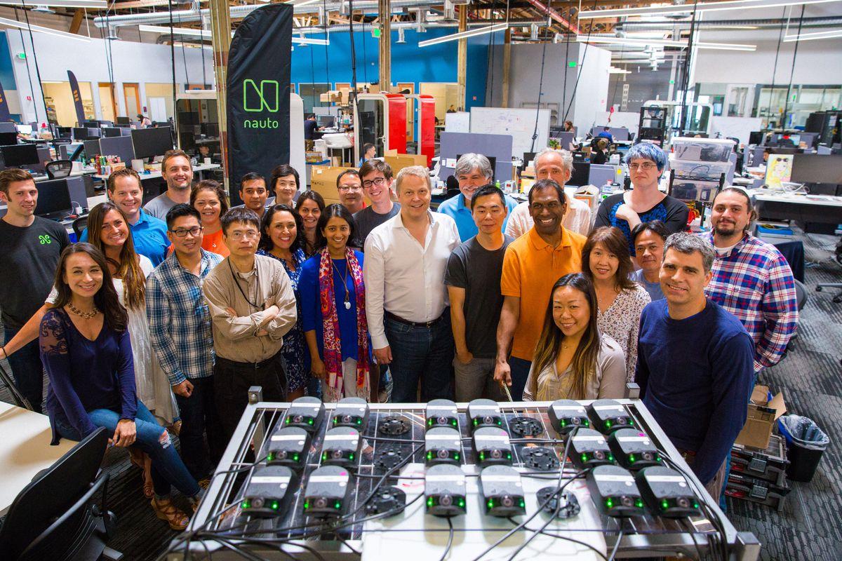 SoftBank, GM and BMW invest $159 million into driverless vehicle  start-up Nauto
