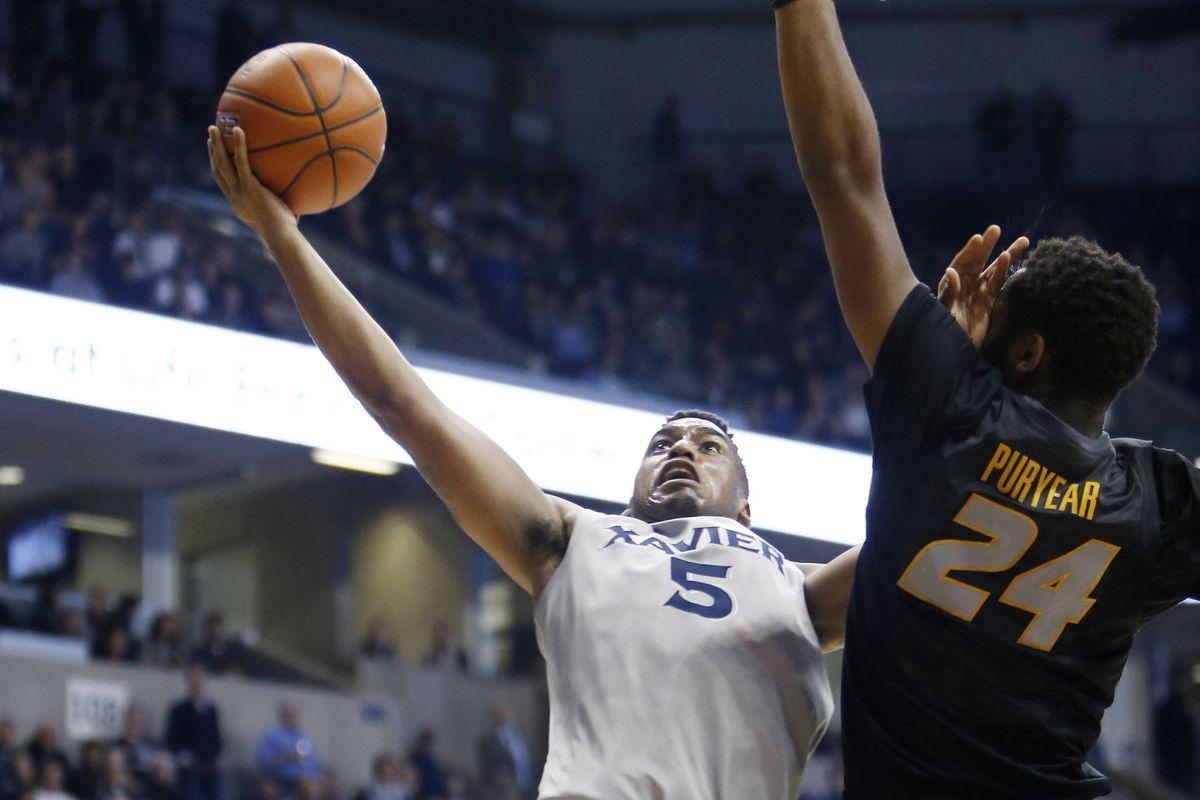 NCAA Basketball: Missouri at Xavier