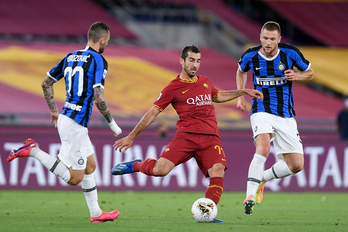 Inter vs Roma: Prediction, Lineups, Team News, Betting Tips & Match Previews