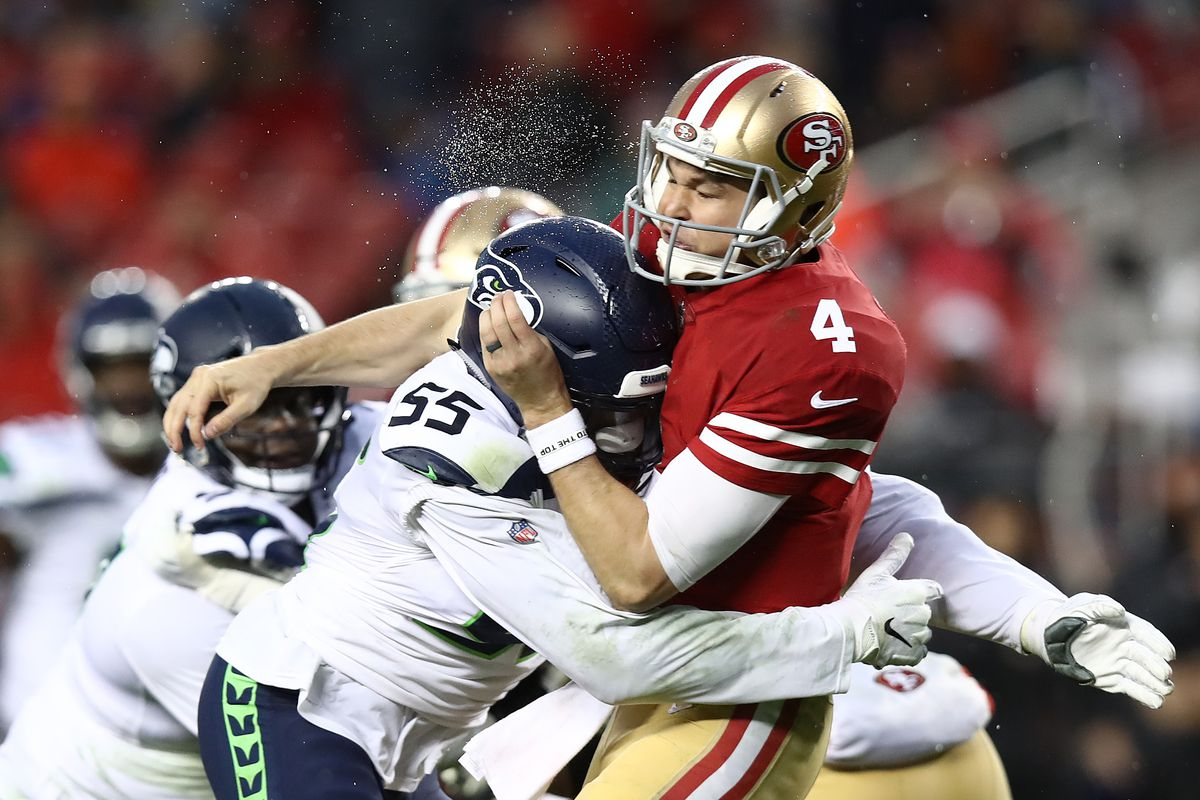 187facf3420 Why Seahawks defensive end Frank Clark was not a Pro Bowl snub ...
