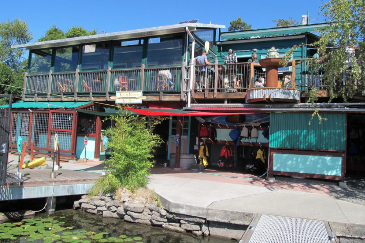 The U District's Agua Verde is one of the 40 local restaurants participating in Sustainable Seafood Week