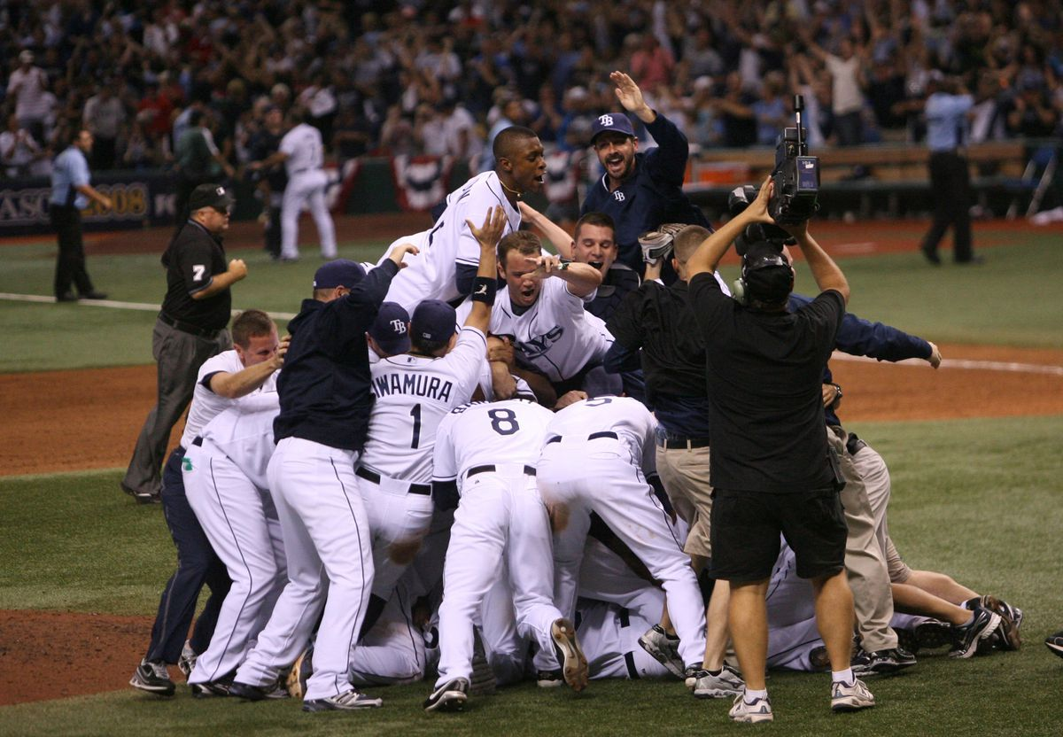 2008 ALCS Game 7