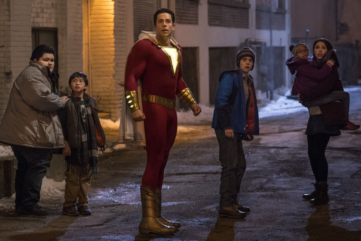 The real comics history behind the Shazam kids