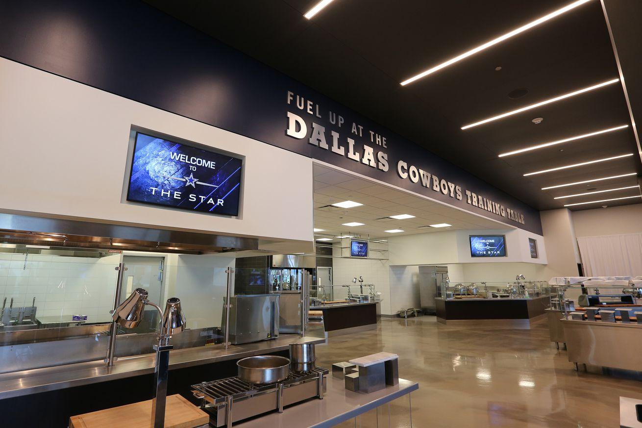 NFL: Dallas Cowboys Facility Tour