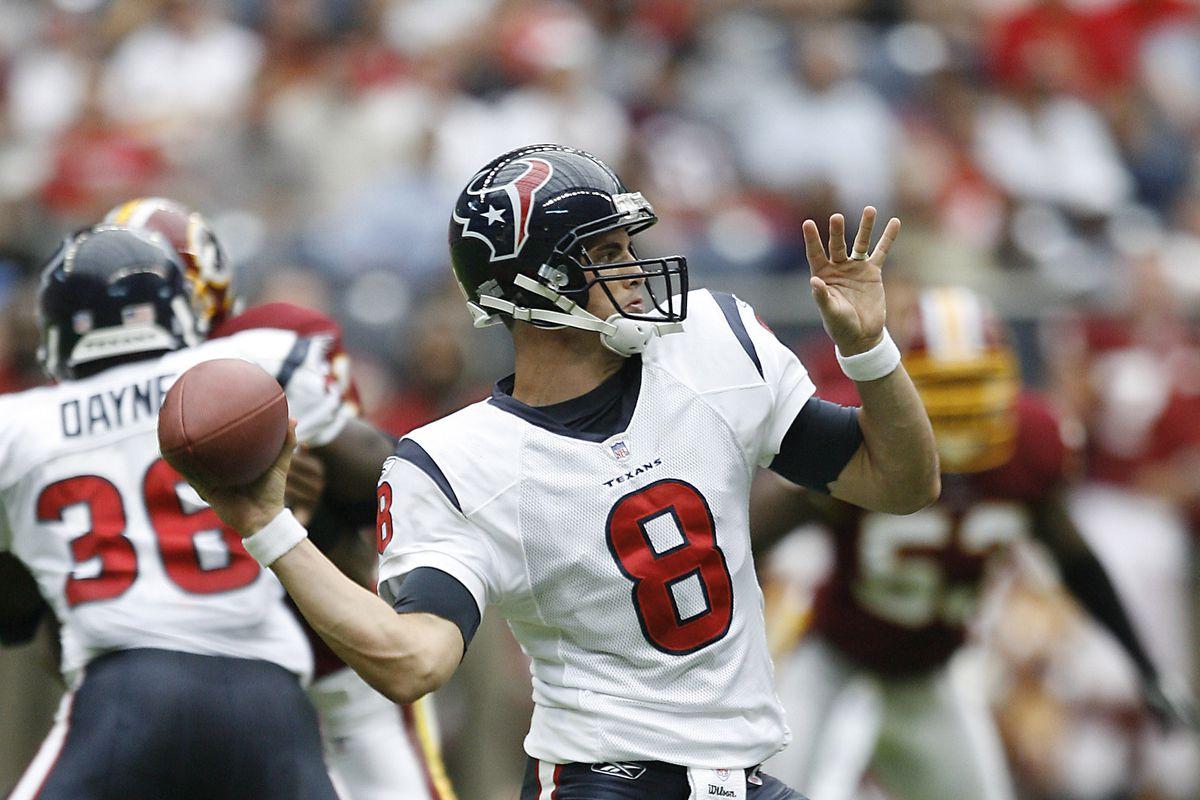 Washington Redskins vs Houston Texans - September 24, 2006