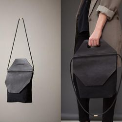 """<b><a href=""""https://chiyome.com/catalogue/"""">Chiyome:</a></b> Because Anna Lynett Moss's design is as <a href=""""http://racked.com/archives/2014/06/16/minimal-leather-bags.php"""">thoughtful</a> as her sustainable business practices."""