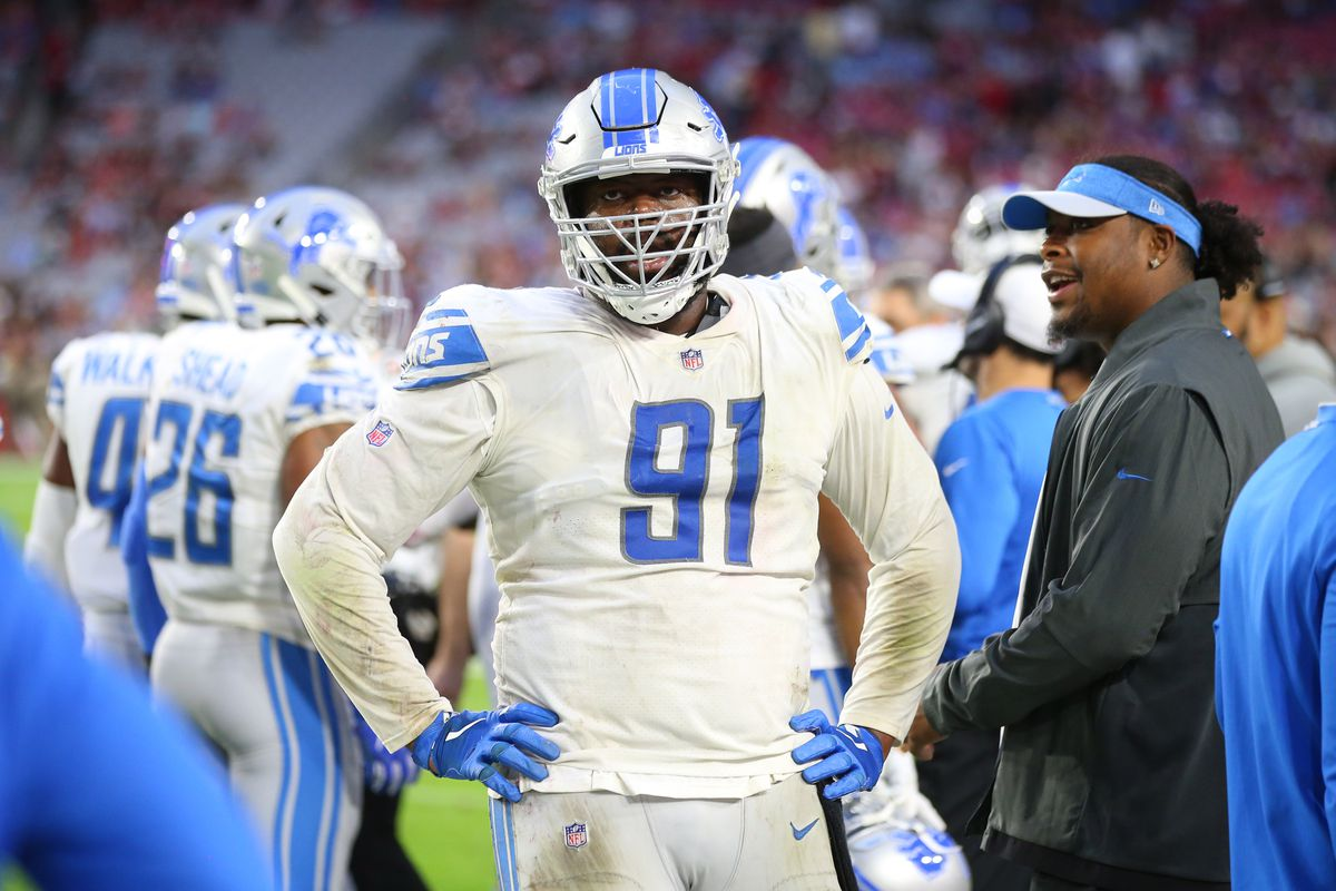 99bc05f5 Detroit Lions roster review: Will A'Shawn Robinson's impressive 2018 ...