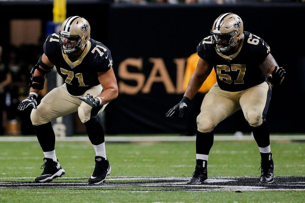 2018 New Orleans Saints Training Camp Preview Offensive Line