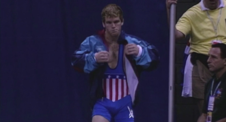 TERRY Olympic Trials 96