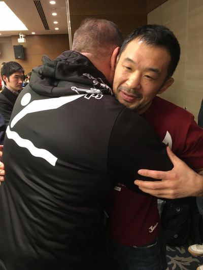 community news, The story behind Kazushi Sakuraba's first and only night in the UFC
