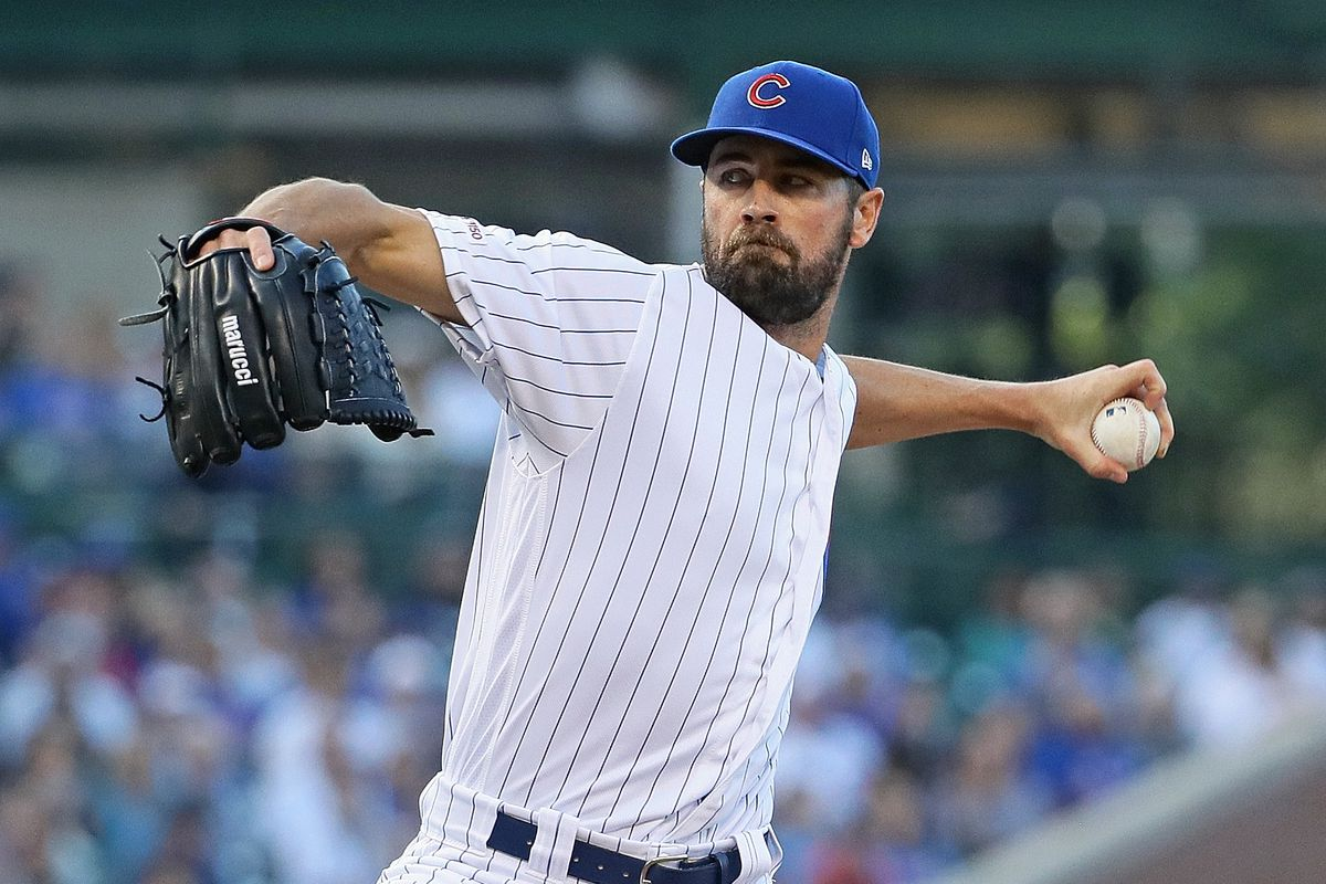 Cubs 'don't want to slow-play Cole Hamels'