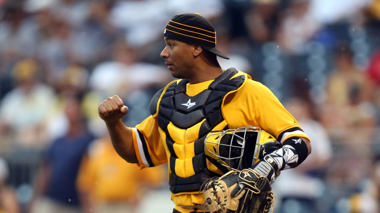 MLB Rookie Profile: Elias Diaz, C, Pittsburgh Pirates ...