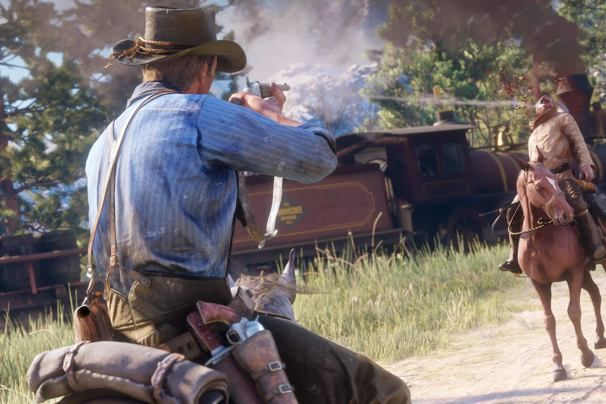 Red Dead Redemption 2 will require at least 99 GB of hard