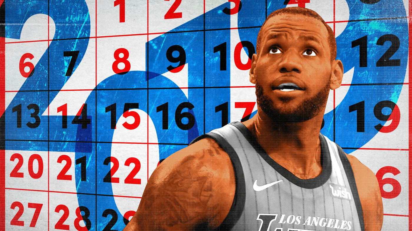 14 Games to Highlight From the NBA's 2019-20 Schedule Release