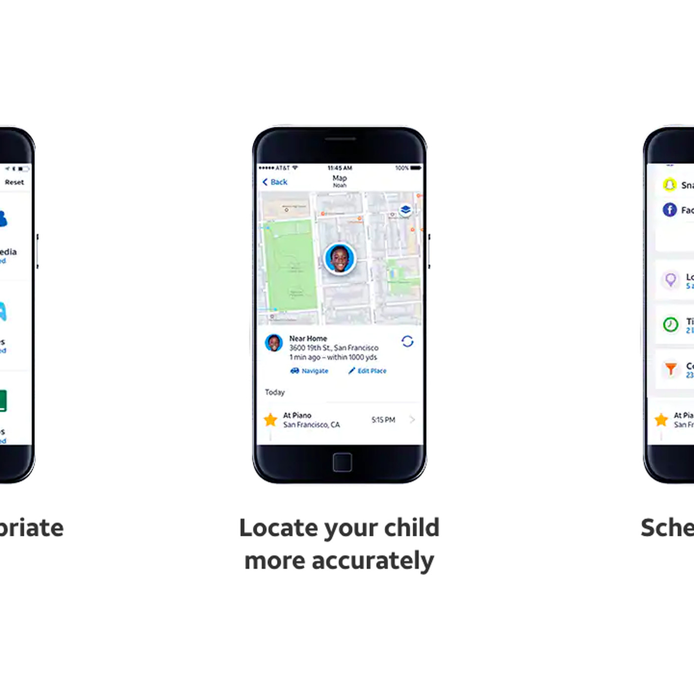 AT&T is launching a new app to manage parental control