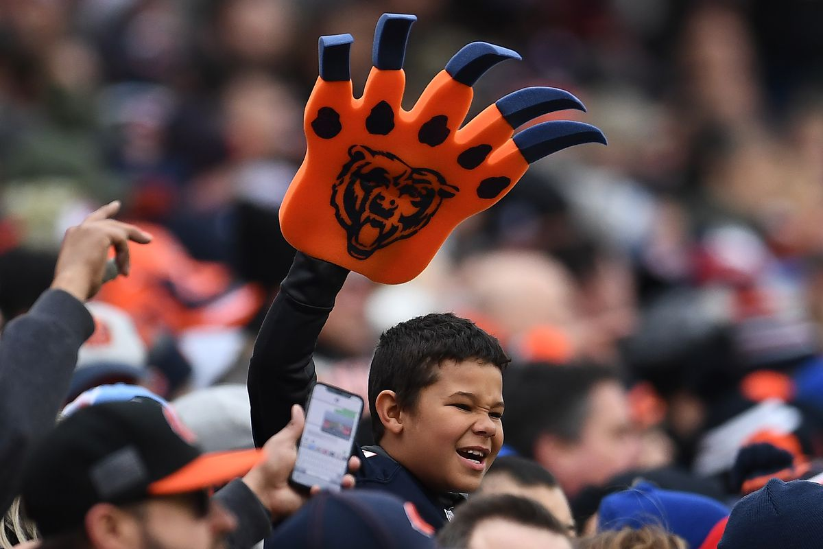 After Sunday, Bears fans can put away their gear until next year.