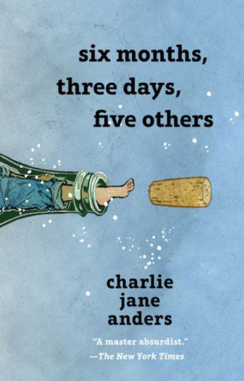 These eight short story collections would make excellent sci