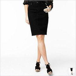 Denim Skirt, $30