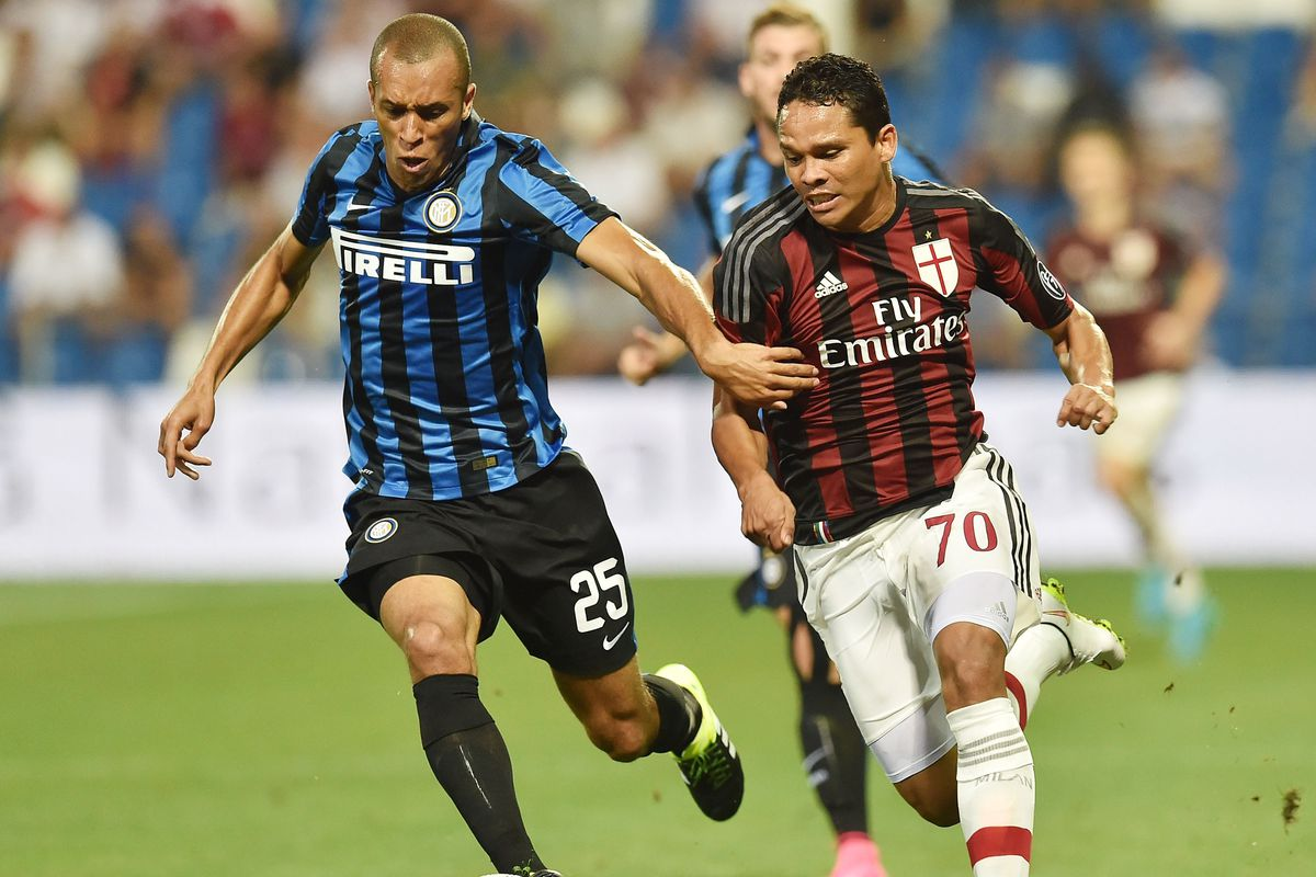 Milan and Inter will meet in their first 2015-16 Serie A showdown Sunday.