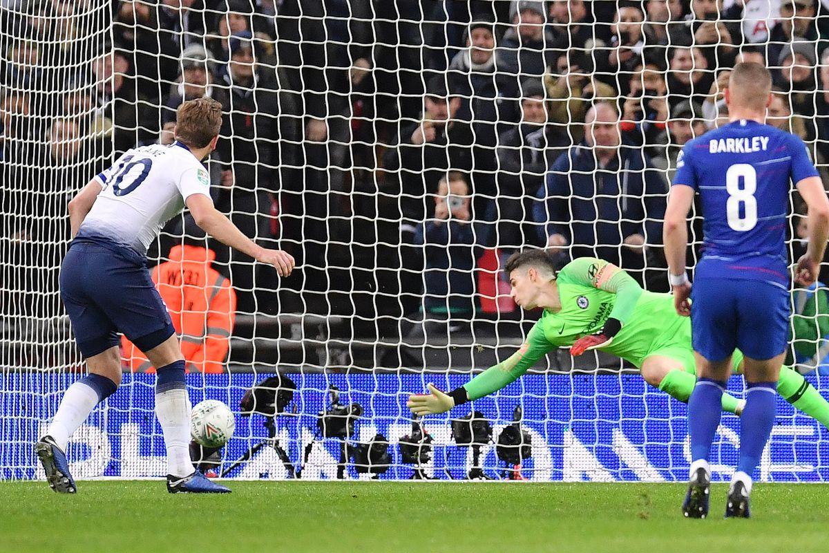 Tottenham Hotspur v Chelsea - Carabao Cup: Semi-Final First Leg