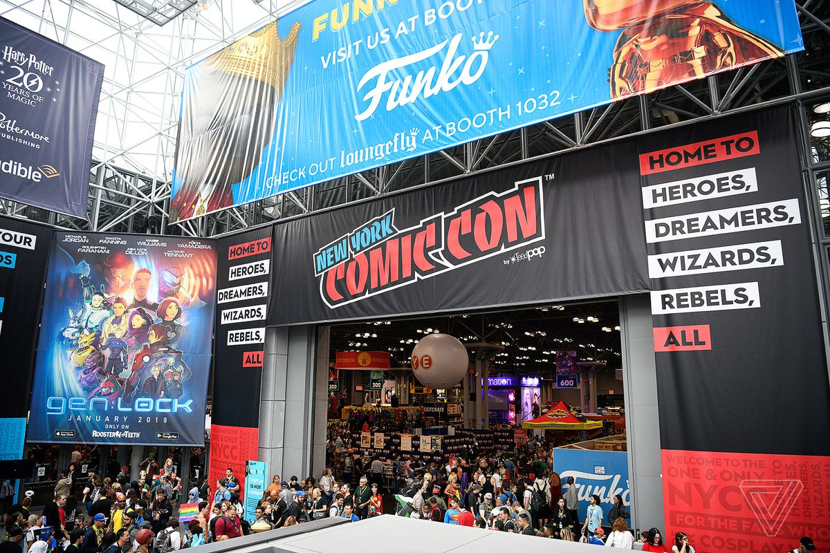 New York Comic Con 2019 Guests New York Comic Con 2018 trailer round up: Aquaman, Star Trek, and