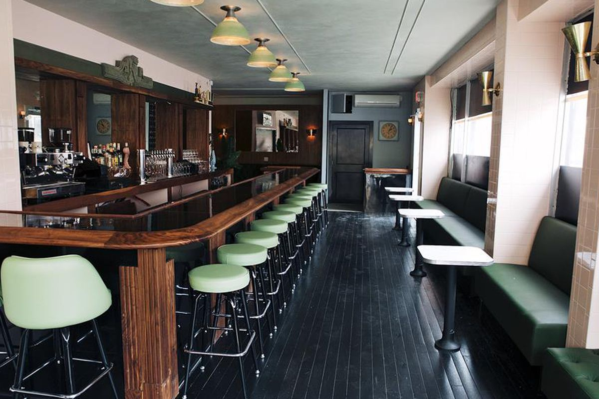 Two Saints Bar Comes To Crown Heights Per Se Vet Opens
