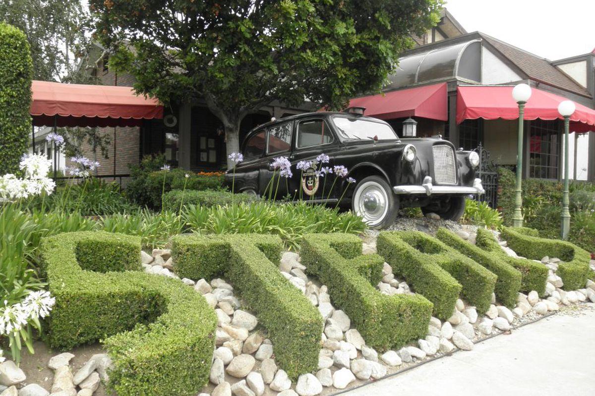 Beckham Grill, Pasadena