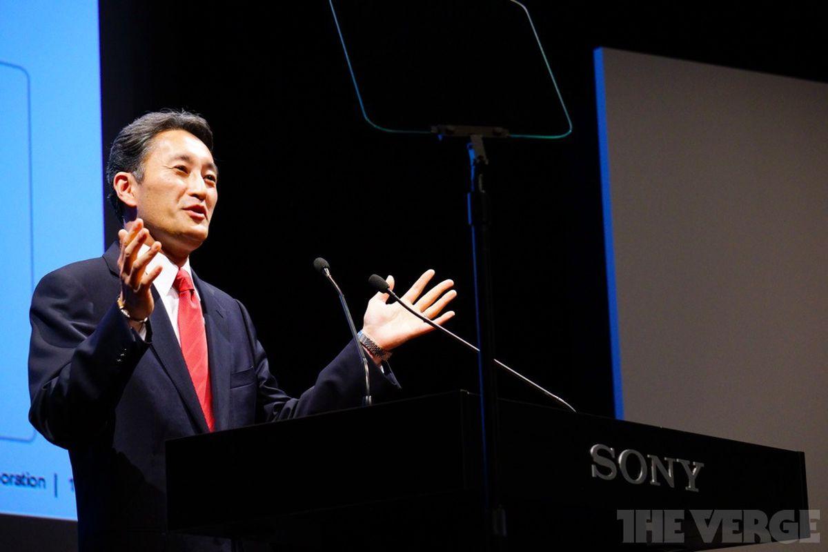 Gallery Photo: Photos from Kazuo Hirai's 'One Sony' speech
